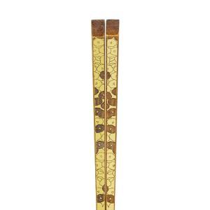 別府竹摺り漆箸-椿_アップ